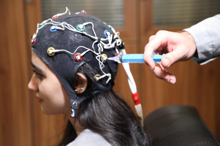 کلاه نقشه مغزی