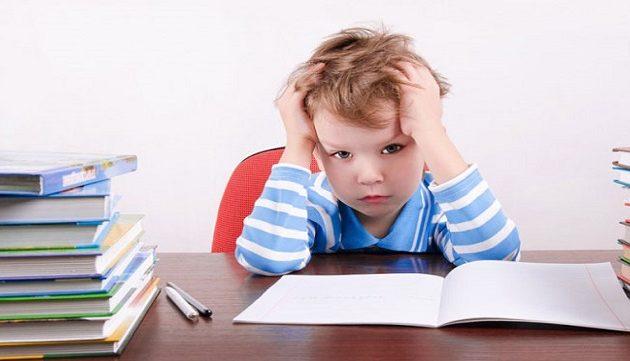 اختلالات یادگیری و انواع آن