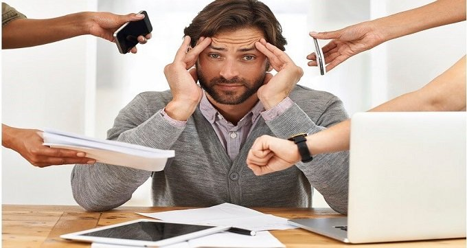 انواع اختلالات اضطراب